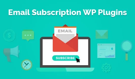 Subscribe by email wp plugin