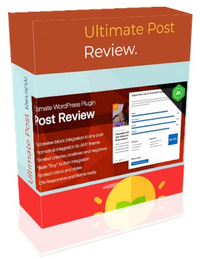 Ultimae Post review plugin