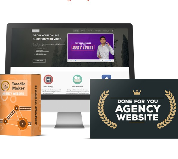 Video Agency Website