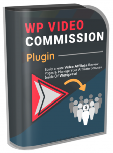 WP Video Commission