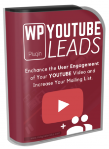 WP Youtube Leads