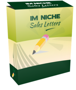 IM Niche SalesLetters (Reseller Rights)
