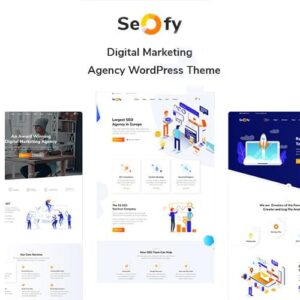 Professional SEO Agency Theme - SEOFY