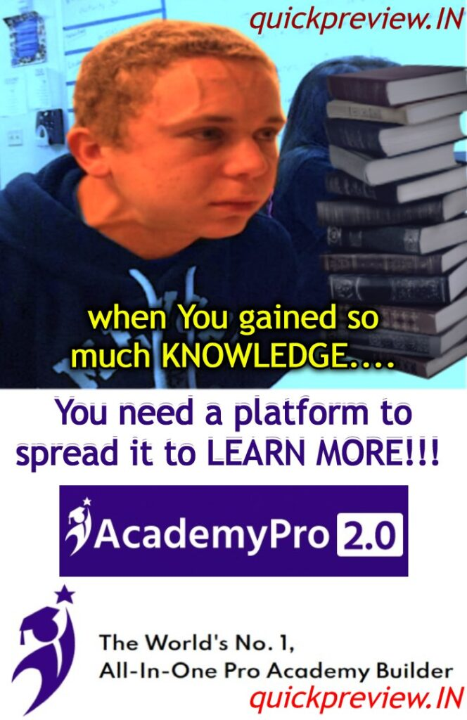 Academypro 2.0 review