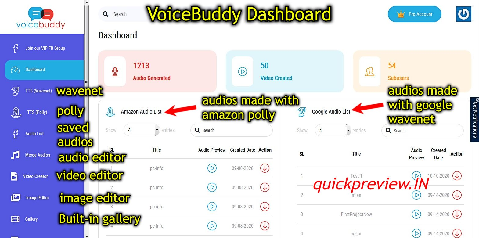 VOICEBUDDY 1