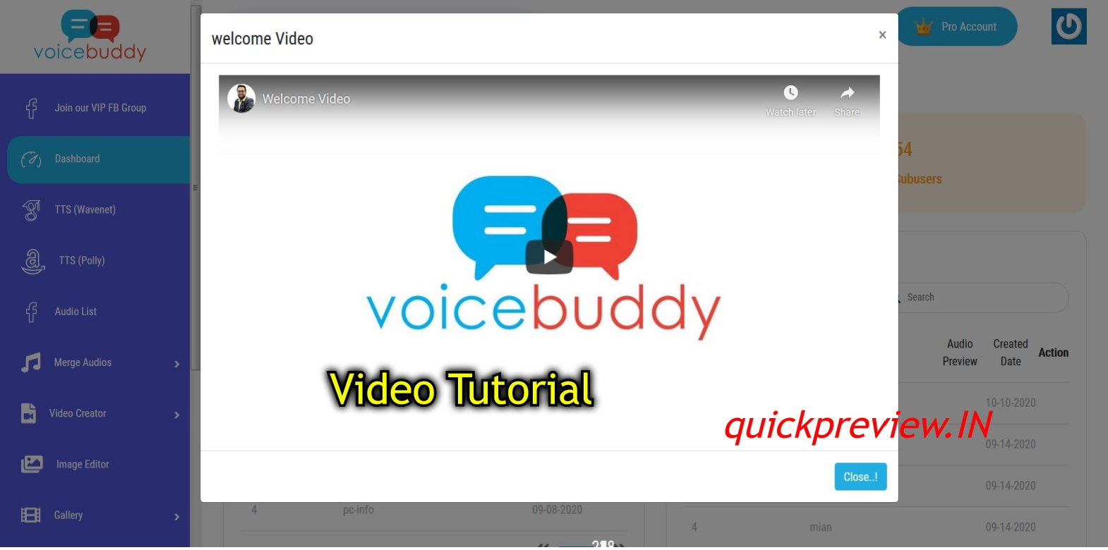 VOICEBUDDY 3