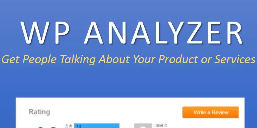 Wp Analyzer