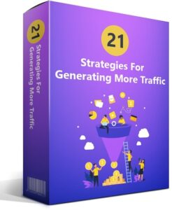 generate more traffic