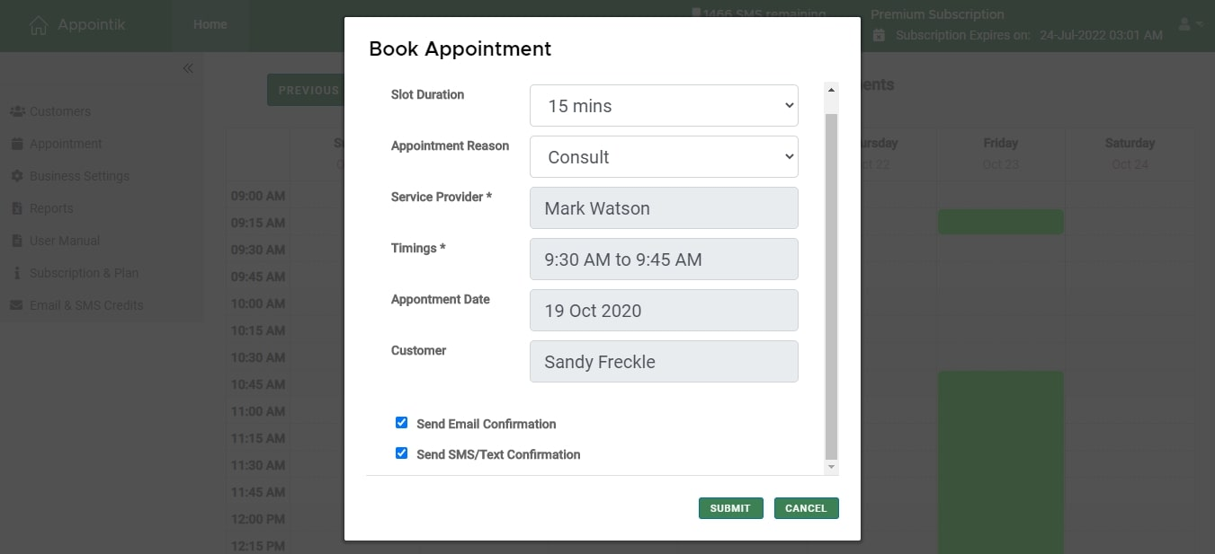 Appointik book-appointment