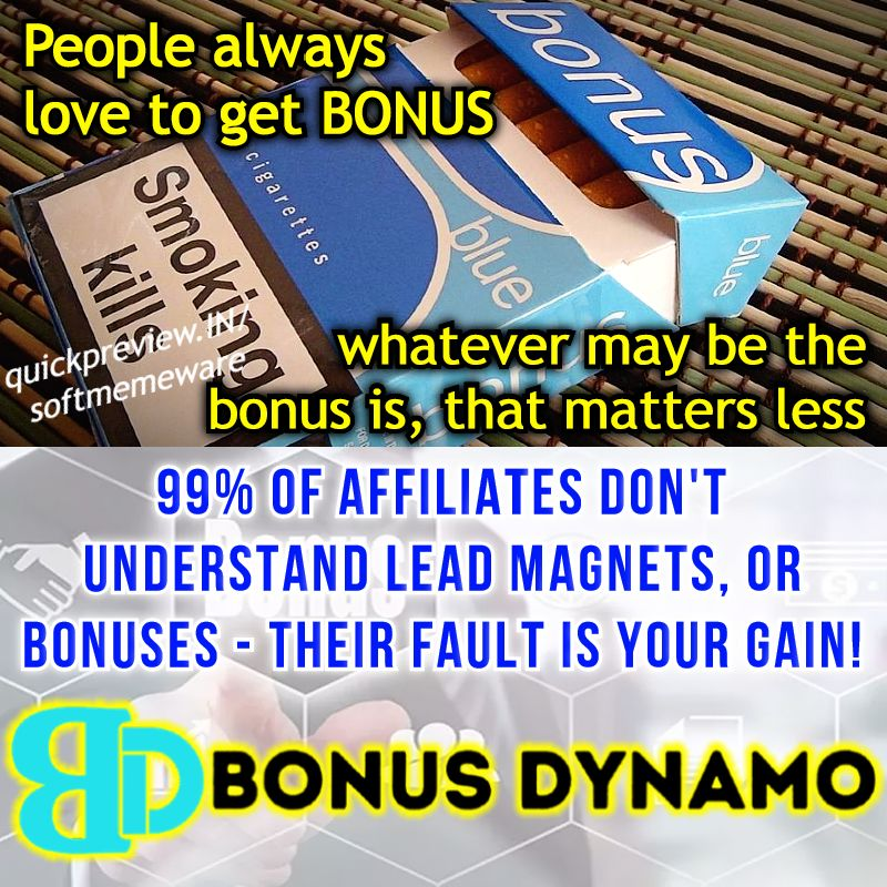 Bonus Dynamo Review