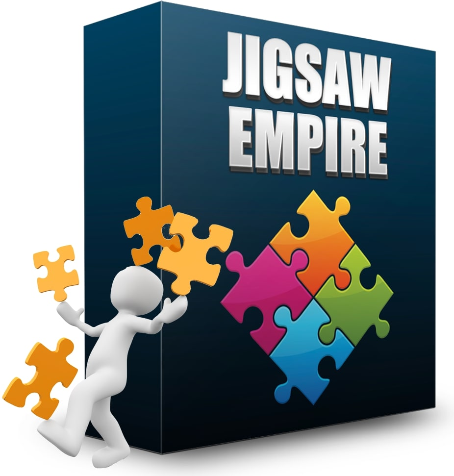 Jigsaw Empire cover image
