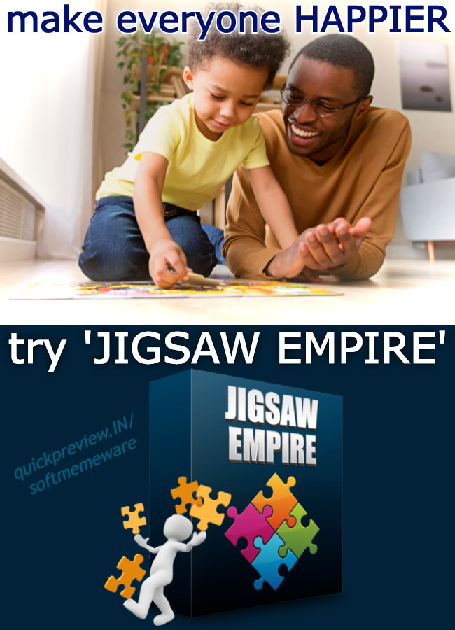 Jigsaw Empire review