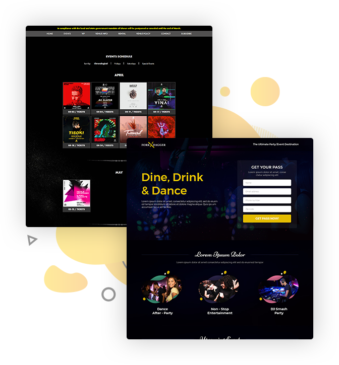 maxfunnels template 2