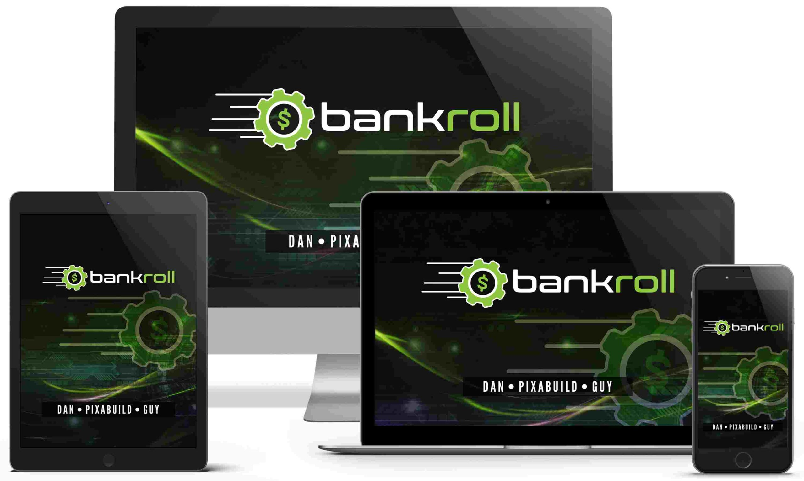 Bank roll cover image