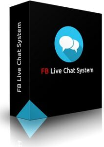 Fb live chat system