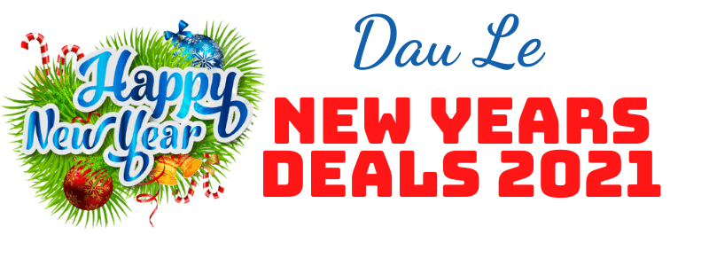 New Years Deals 2021 by dau le