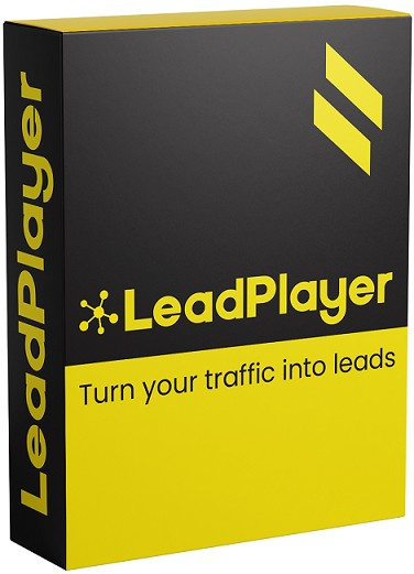 leadplayer software cover