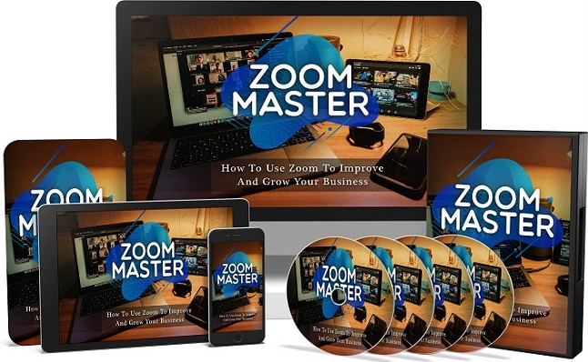 zoom master cover image