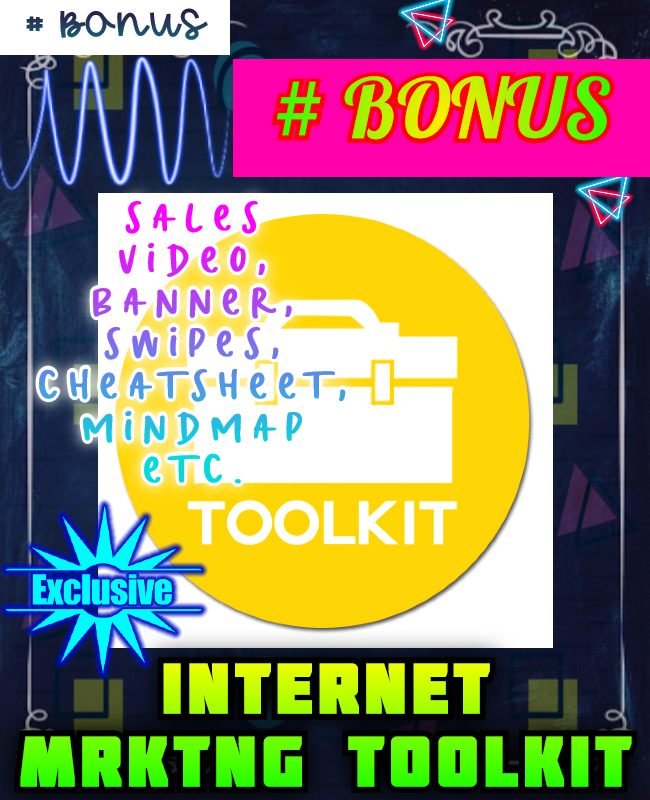 internet marketing bonus