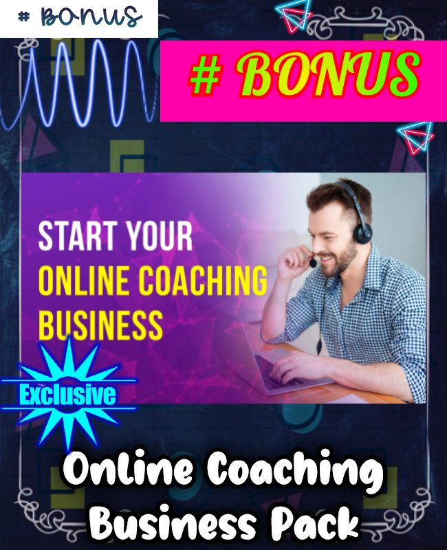 online coaching business pack