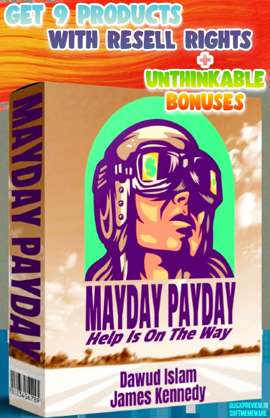 Mayday Payday Review
