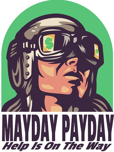 mayday payday cover