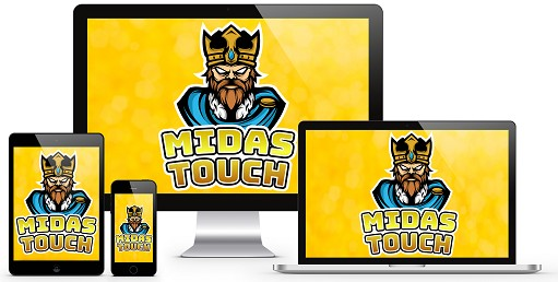 midas touch product cover