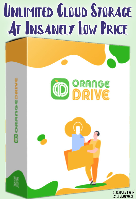 orange drive review