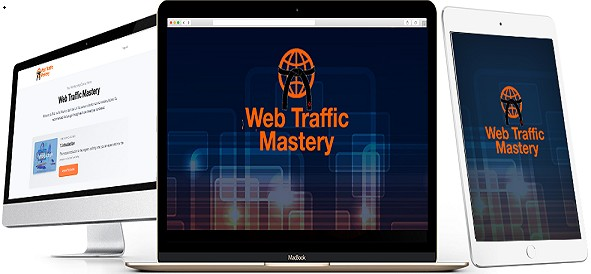 web traffic mastery cover