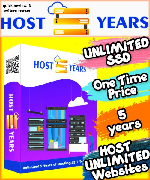 host5years review