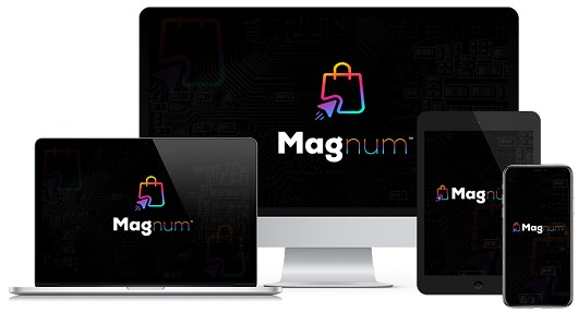 magnum software cover image