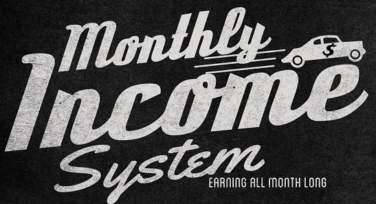 monthly income system demo