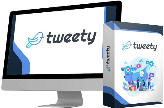 tweety software cover