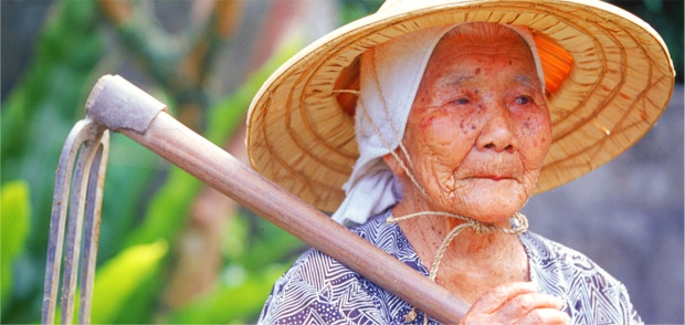 old women from okinawa